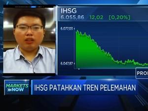 Kembali Rebound, IHSG Berpotensi Menguji Level 6.200