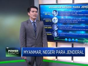 Myanmar, Negeri Para Jenderal