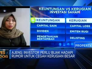 Tips Atur Strategi Investasi Saham Biar Gak Rugi