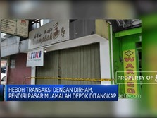 Transaksi Pakai Dinar, Pendiri Pasar Muamalah Depok Ditangkap