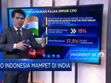 CPO Indonesia Mampet di India