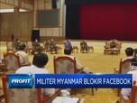 Militer Myanmar Blokir Facebook, Instagram & Whatsapp