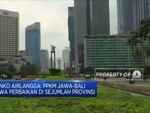 PPKM Dianggap Membawa Perbaikan di Jakarta, Jawa, dan Bali