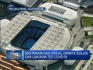 Ajang Pemanasan Australian Open Batal Karena Covid-19