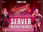 Free Fire FF Maintenance Hari Ini, Begini Fitur Barunya