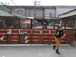 Penampakan Musibah Kebocoran Gas Amonia di Pabrik Es Filipina
