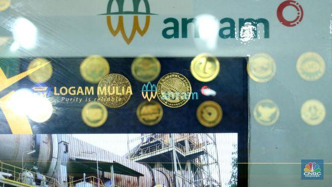 ANTM BABP TINS IHSG Duet INCO-ANTM Nyungsep! Saham Bank MNC Ikutan Ngedrop