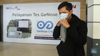 GeNose Mulai Dipakai Penumpang Terminal Bus Pulo Gebang