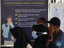 Dear Warga RI, Kasus Covid-19 Sudah Tembus 1,21 Juta