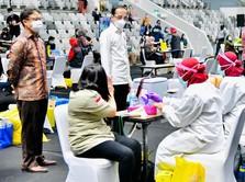 Vaksinasi Covid-19 RI Masih Ketinggalan Jauh dari Negara Lain