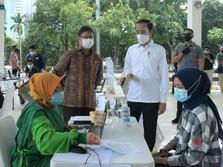 SPG Mal & Jasa Lainnya Masuk Vaksinasi Prioritas, Pak Jokowi?