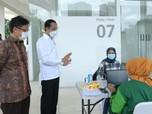 Pak Menkes, Baru 137.207 Orang Disuntik Vaksin Tahap 2