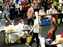 Jokowi Mau Vaksinasi 1 Juta Orang per Hari, Mungkin Nggak Ya?