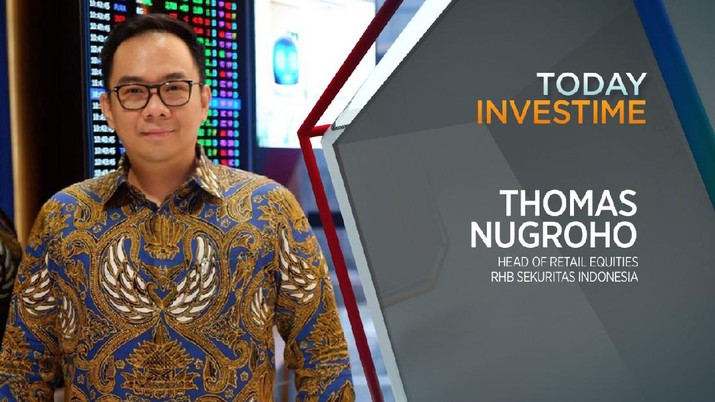 Thomas Nugroho, Head of Retail Equity RHB Sekuritas Indonesia