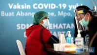BPOM: Uji Klinis Sinovac untuk Lansia, Imunogenesitas 97,96%
