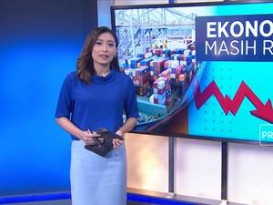 Ekonomi RI Masih Resesi!