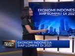 Ekonomi Indonesia Siap Lompat di 2021