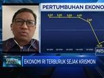 Ekspansi Ekonomi Masih Lemah, PDB RI 2021 Maksimal 4%