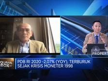 Faisal Basri: Pandemi Berlanjut,PDB Bisa Minus Hingga Q2-2021