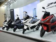 Ini Penampakan Honda PCX & Forza yang 'Dipermak' AHM