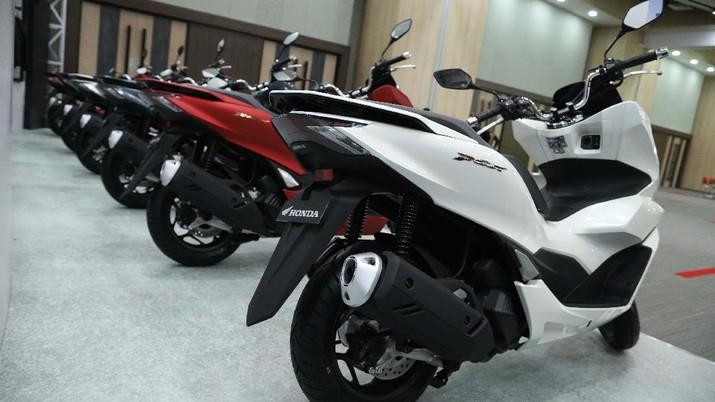 Honda PCX 160 (Dok: Honda)