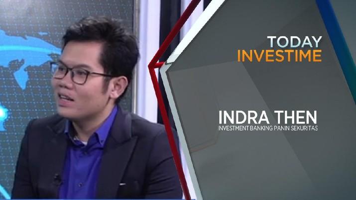 Indra Then, Investment Banking PT Panin Sekuritas Tbk (PANS)