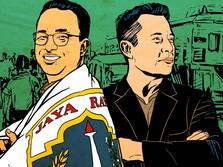 Anies, Elon Musk Cs Disebut Jadi Pahlawan 2021, Kenapa?