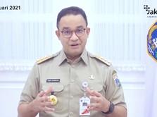 Tambah 4.693 Pasien, Kasus Aktif Covid di DKI Tembus Rekor
