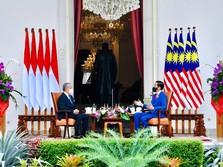 Saudara Serumpun Bertemu, Intip '4 Mata' Jokowi-PM Malaysia
