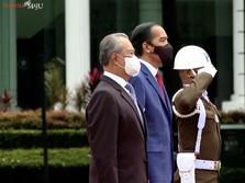 Santap Siang Bareng Jokowi, PM Malaysia Request Rendang!