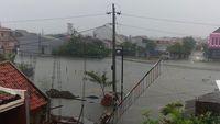 Banjir Semarang di Tengah Gerakan