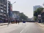 Myanmar Krisis Uang, Perusahaan Tak Bisa Bayar Gaji Karyawan