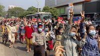 Facebook Diblokir, Ribuan Warga Myanmar Tumpah ke Jalan!