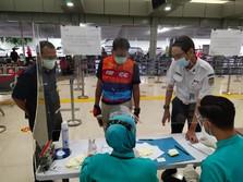 Banyak Nih! 2.580 Orang Sudah Tes GeNose di Stasiun Kereta