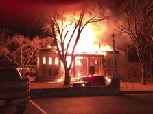 Kebakaran Kontrakan di Matraman Jaktim, 10 Orang Tewas!