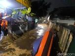 Waduh! Sampai Malam Ini Status Jakarta Masih Siaga Banjir
