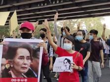 Investor China Mulai Was-Was Kudeta Myanmar Ganggu Investasi!