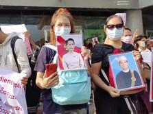 Naik Pitam! Militer Myanmar Jatuhi Dakwaan Kedua ke Suu Kyi