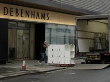 Melihat Toko Ritel Tertua Inggris Debenhams yang Resmi Tutup