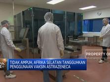 Afsel Tangguhkan Penggunaan Vaksin Astrazeneca