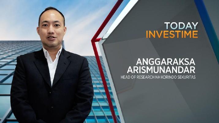 Anggaraksa Arismunandar, Analis NH Korindo Sekuritas