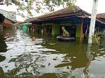 Bukan Cuma Jakarta, Banjir Juga Terjang Subang Hingga Kudus