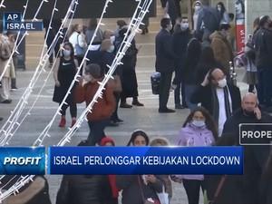 Israel Perlonggar Kebijakan Lockdown