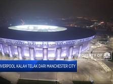 Liverpool Kalah Telak Dari Manchester City