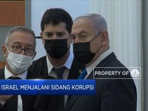 Benjamin Netanyahu Menjalani Sidang Kasus Korupsi