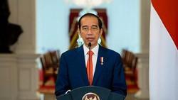 Jokowi Minta Masyarakat Tak Khawatir Soal Mutasi Corona B117