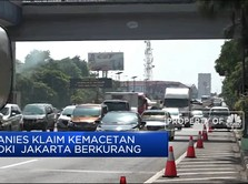Anies Klaim Kemacetan DKI Jakarta Berkurang