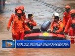 Awal 2021, Indonesia Digoncang Bencana
