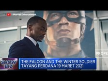 Trailer The Falcon And The Winter Soldier Dirilis