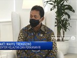 Gebrakan Menteri KP Maksimalkan Potensi Sektor Kelautan RI